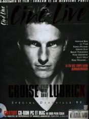 CINE LIVE - N° 27 - Cruise / Lubrick, EYES WIDE SHUT - Couverture - Format classique