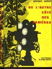 De L'Autre Cote Des Cameras - Couverture - Format classique