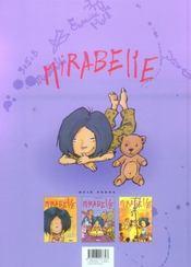 Mirabelle t.4 ; une vie de bohème - 4ème de couverture - Format classique