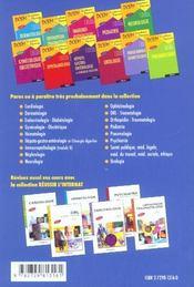 Nephrologie Nouveau Programme - 4ème de couverture - Format classique