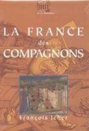 La France Des Compagnons - Couverture - Format classique