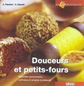 Douceurs Et Petits Fours - Intérieur - Format classique