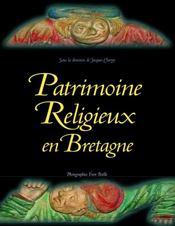 Patrimoine religieux en bretagne - Intérieur - Format classique
