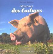 Mémoires des cochons - Intérieur - Format classique