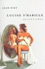Louise S'Habille - Intérieur - Format classique