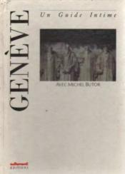 Genève. un guide intime - Couverture - Format classique