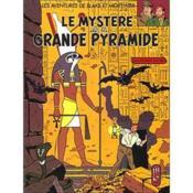 Le mystère de la grande pyramide t.1 - Couverture - Format classique