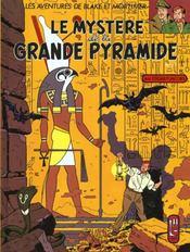 Le mystère de la grande pyramide t.1 - Intérieur - Format classique