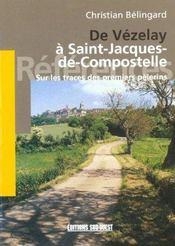 De vezelay a saint-jacques-de-compostelle - Intérieur - Format classique