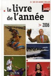 Le Livre De L'Annee 2006 - Intérieur - Format classique