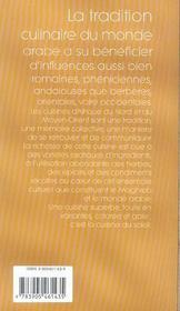 La cuisine des sables - 4ème de couverture - Format classique