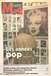 Yonn Mag N°756 du 24/03/2001 - Couverture - Format classique
