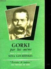 Gorki Par Lui-Meme - Couverture - Format classique