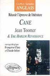 Cane, Jean Toomer et the Harlem Renaissance - Intérieur - Format classique