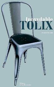 Inoxydable tolix - Couverture - Format classique