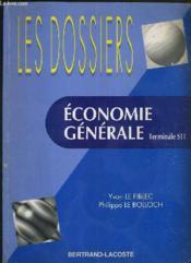 Dossiers d'eco gene ter stt-ed 96 c-8 - Couverture - Format classique