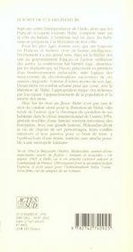 Sur Les Rives De La Riviere Mahe - 4ème de couverture - Format classique