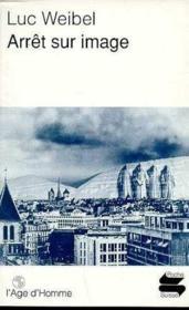Arret Sur Image - Couverture - Format classique