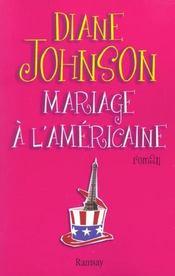 Mariage a l'americaine - Intérieur - Format classique