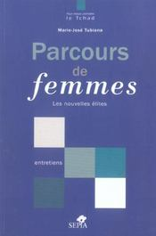 Parcours de femmes ; les nouvelles élites ; entretiens - Intérieur - Format classique
