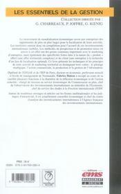 Le Marketing Territorial. Principes, Methodes Et Pratiques - 4ème de couverture - Format classique
