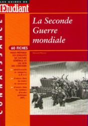 La seconde guerre mondiale 1999 - Couverture - Format classique