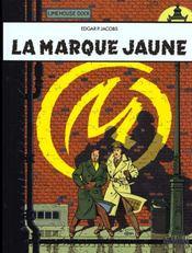 T.6 ; La Marque Jaune - Intérieur - Format classique