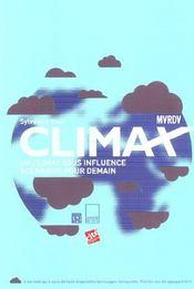 Climax - Intérieur - Format classique
