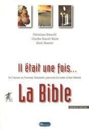 Il était une fois...la Bible - Couverture - Format classique