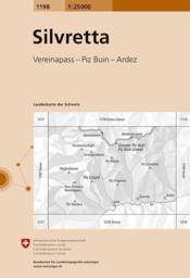 Silvretta - Couverture - Format classique