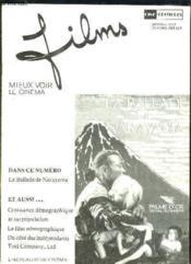 Films N° 17 Octobre 1983. Sommaire: La Ballade De Narayama, Croissance Demographique Et Surpopulation, Le Film Ethnographique, Du Cote Des Independants, Toei Compagny... - Couverture - Format classique