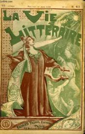 Le Port. La Vie Litteraire. - Couverture - Format classique