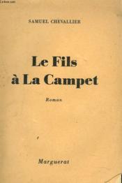 Le Fils A La Campet - Couverture - Format classique