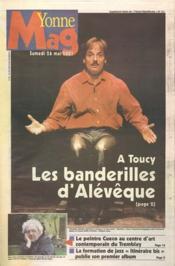 Yonne Republicaine (L') N°765 du 26/05/2001 - Couverture - Format classique