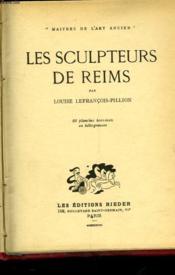 Les Sculpteurs De Reims - Couverture - Format classique