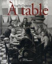À table - Intérieur - Format classique