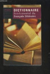 Dictionnaire Fondame - Couverture - Format classique