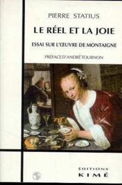Reel Et La Joie (Le) - Couverture - Format classique