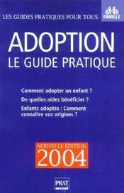 Adoption - Intérieur - Format classique