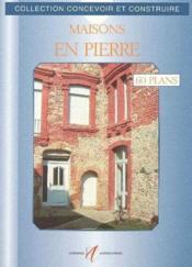 Maisons en pierre ; 60 plans - Couverture - Format classique