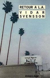 Retour A L.A. - Couverture - Format classique