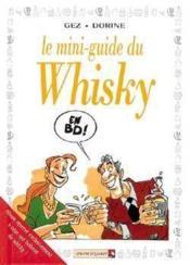 Les mini-guides en BD t.2 ; whisky - Couverture - Format classique
