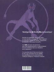 Ian t.1 ; singe electrique - 4ème de couverture - Format classique
