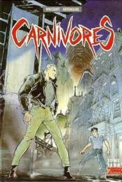 Carnivores t.1 ; Terry - Couverture - Format classique
