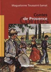 Contes de provence - Couverture - Format classique