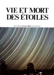 Vie et mort des étoiles - Couverture - Format classique