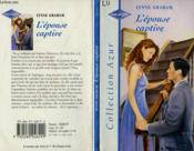 L'Epouse Captive - The Reluctant Husband - Couverture - Format classique