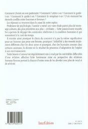 Strategies De L'Amour - 4ème de couverture - Format classique