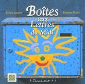 Boîtes aux lettres du Midi - Couverture - Format classique