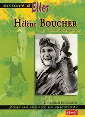 Hélène Boucher - Couverture - Format classique